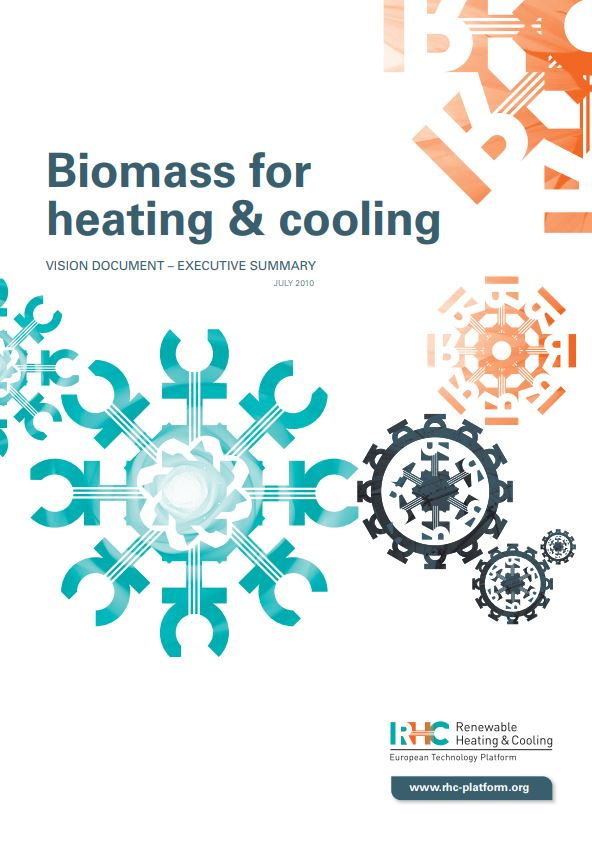 Biomass for heating & cooling-RHC Vision Document (Executive Summary)