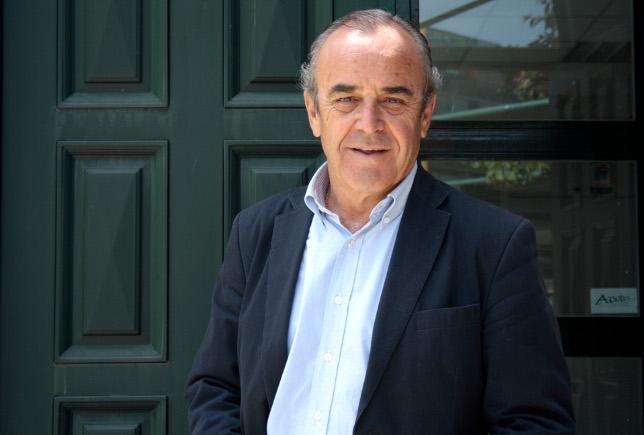 Juan Luis Mato, miembro del Grupo Coordinador de BIOPLAT y vicepresidente de Algaenergy