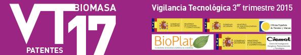 Boletín de Vigilancia Tecnológica del sector de la Biomasa Nº 17 (3er trimestre 2015)