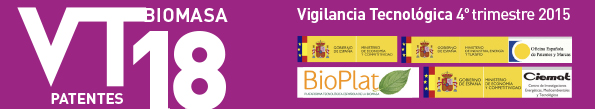 Technological Surveillance Newsletter of the Biomass sector No.18 (4th trimester 2015)