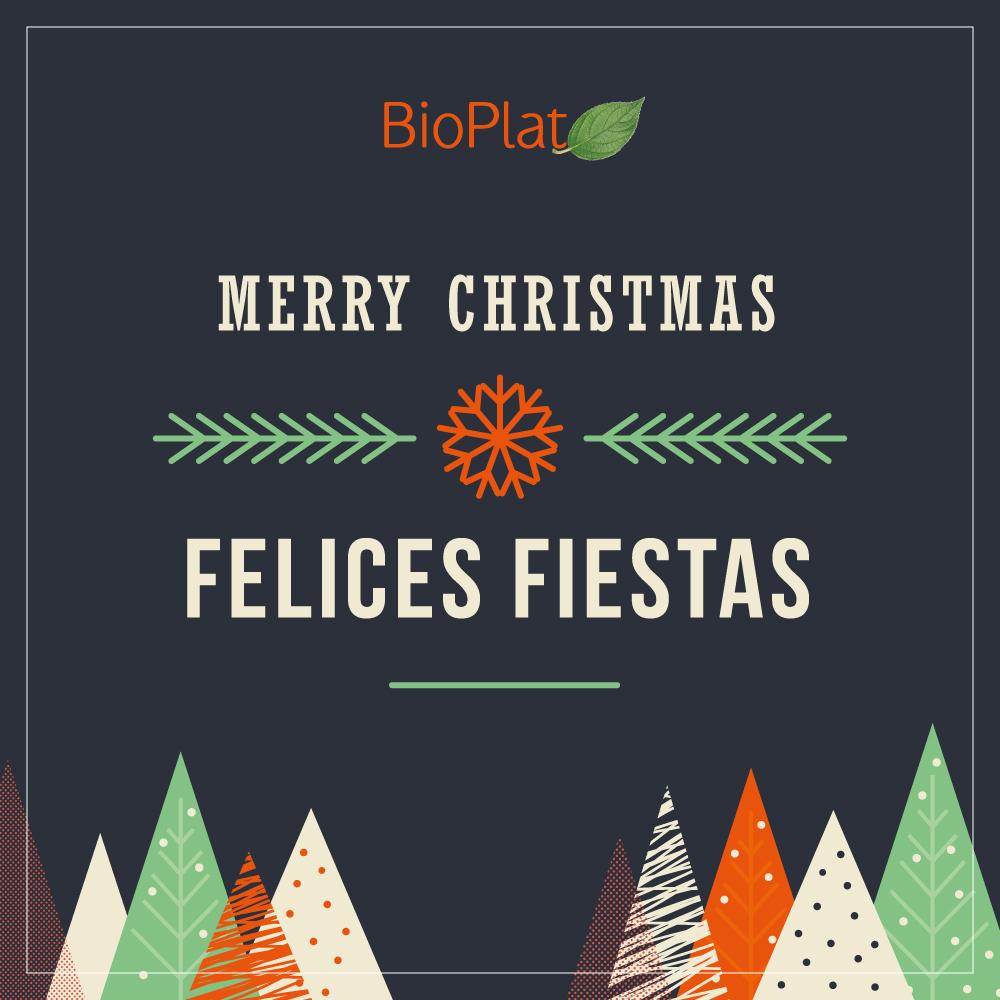 BIOPLAT os desea Feliz Navidad!