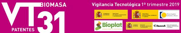 BOLETÍN DE VIGILANCIA TECNOLÓGICA DEL SECTOR DE LA BIOMASA Nº 31 (1er TRIMESTRE 2019)