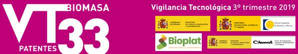 BOLETÍN DE VIGILANCIA TECNOLÓGICA DEL SECTOR DE LA BIOMASA Nº 33 (3º TRIMESTRE 2019)