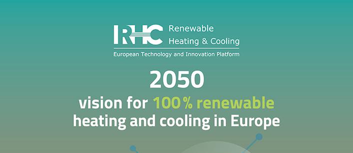 Visión a 2050: climatización 100% renovable en Europa