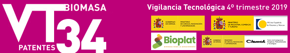 (Español) BOLETÍN DE VIGILANCIA TECNOLÓGICA DEL SECTOR DE LA BIOMASA Nº 34 (4º TRIMESTRE 2019)