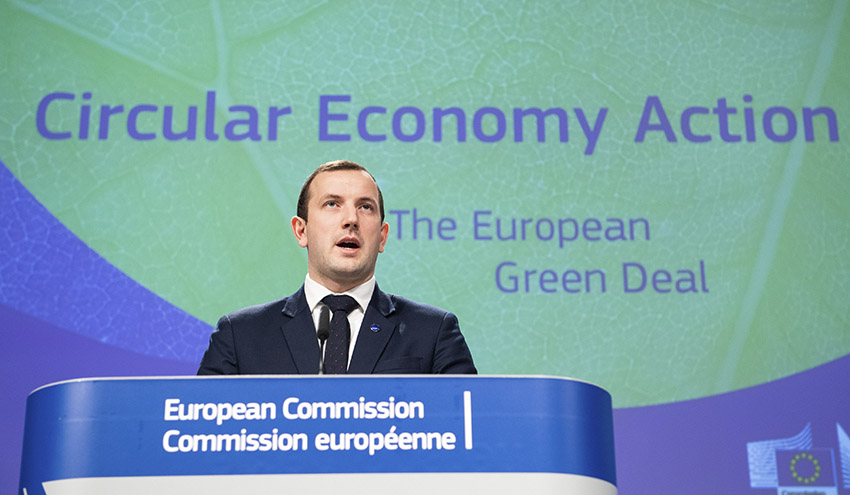 A new Circular Economy Action Plan for a Cleaner and More Competitive Europe