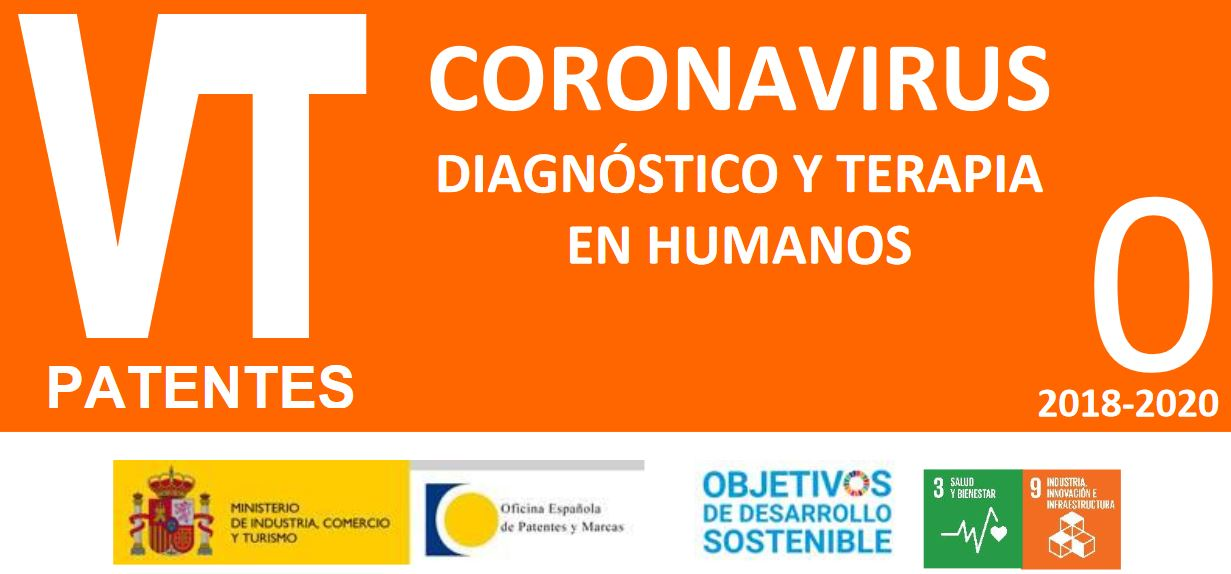 """(Español) La OEPM lanza un nuevo Boletín de Vigilancia Tecnológica y una nueva Alerta Tecnológica sobre """"Coronavirus: diagnóstico y terapia en humanos"""""""