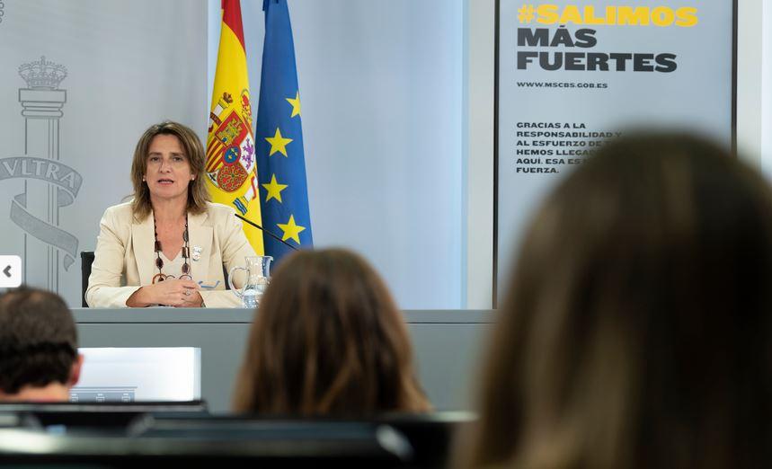 (Español) El Gobierno aprueba un Real Decreto-ley con medidas para impulsar las energías renovables y favorecer la reactivación económica