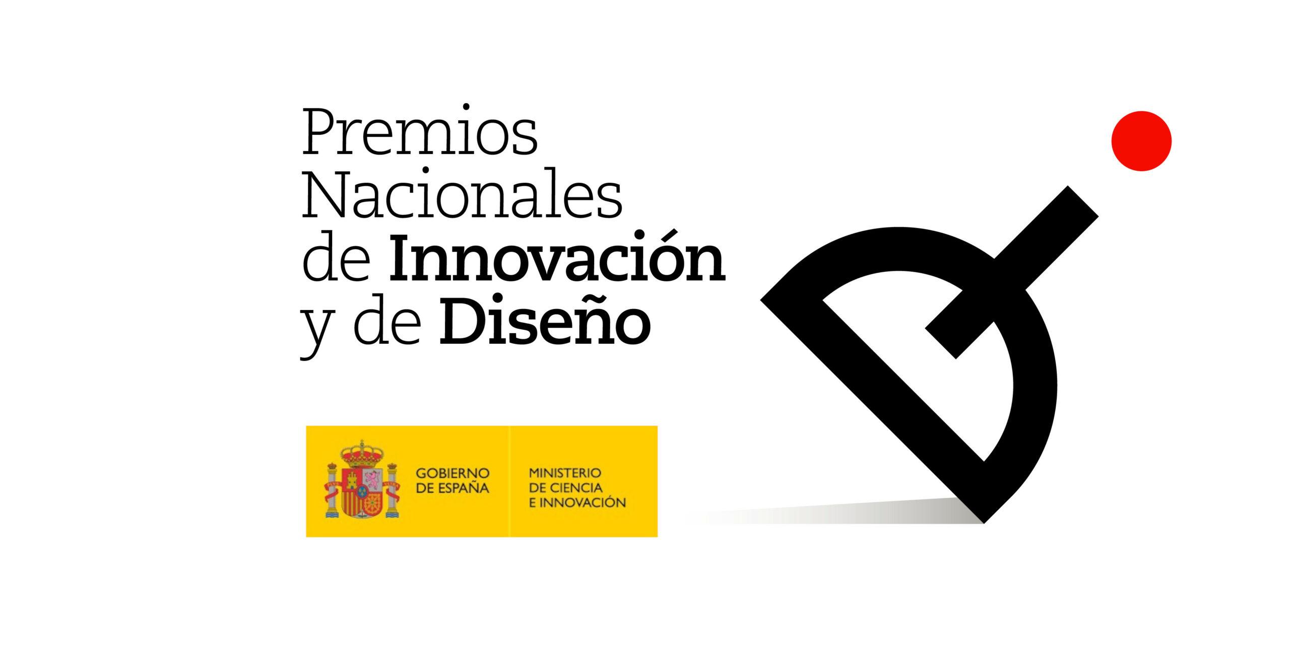 (Español) Abierta la Convocatoria 2020 de los Premios Nacionales de Innovación y de Diseño