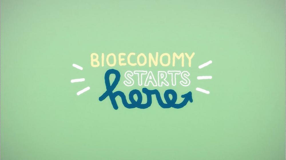 ¡La Bioeconomía empieza aquí!