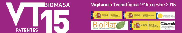 Technological Surveillance Newsletter of the Biomass sector No.15 (1st trimester 2015)