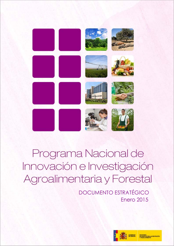 Spanish National Programme of Agrifood and Forest Research and Innovation