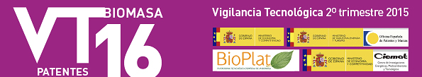 Technological Surveillance Newsletter of the Biomass sector No.16 (2nd trimester 2015)