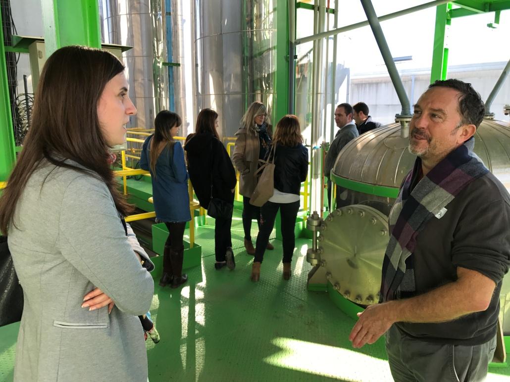 (Español) Grupo Operativo AgriREFIN – Primeros pasos para una biorrefinería agrícola en Almería