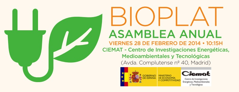 (Español) Asamblea BIOPLAT 2014 – Documentación disponible
