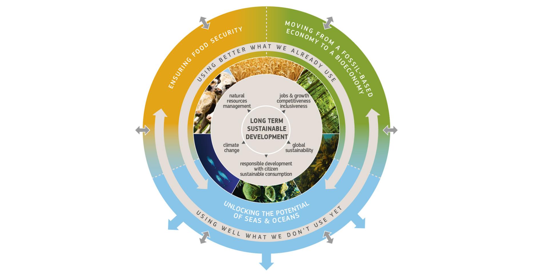 Una nueva estrategia de bioeconomía para una Europa sostenible