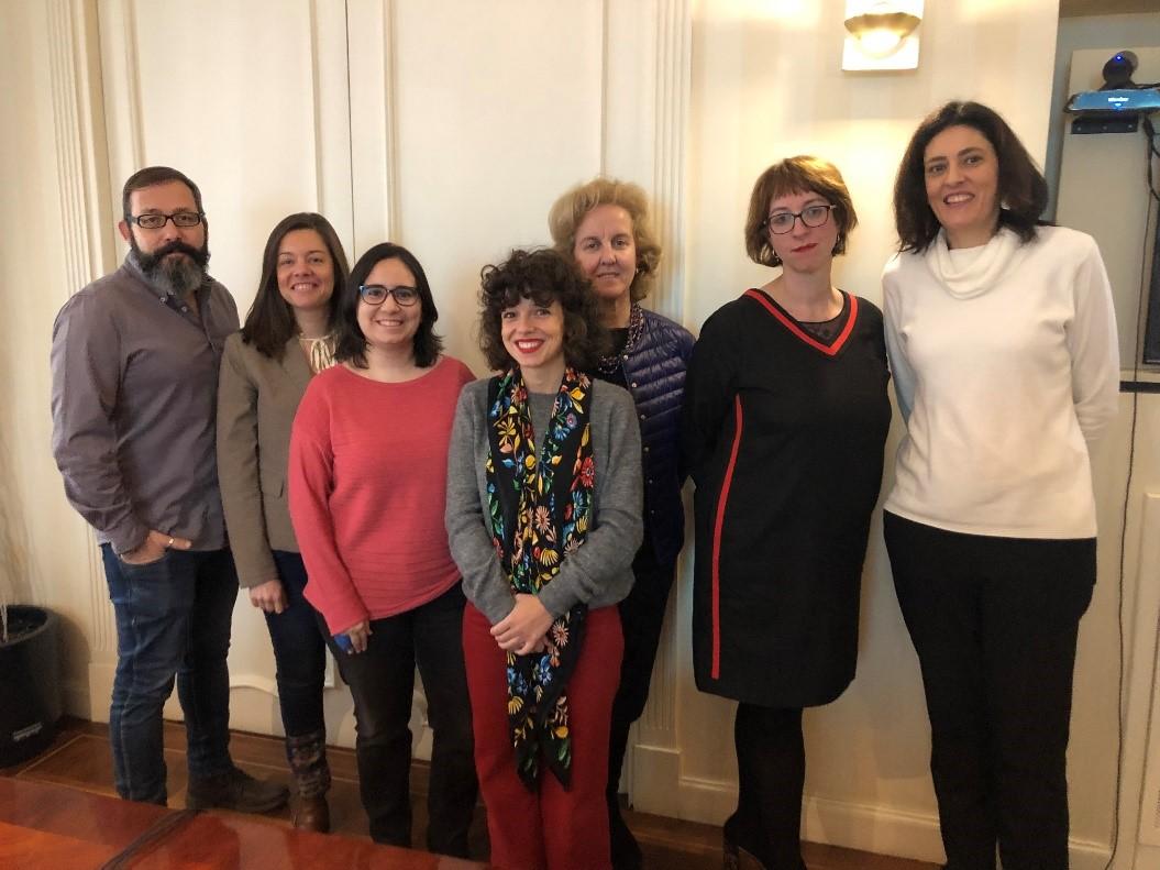 BIOPLAT forma parte del Comité de Dirección del nuevo Grupo de Trabajo Interplataformas del CO2