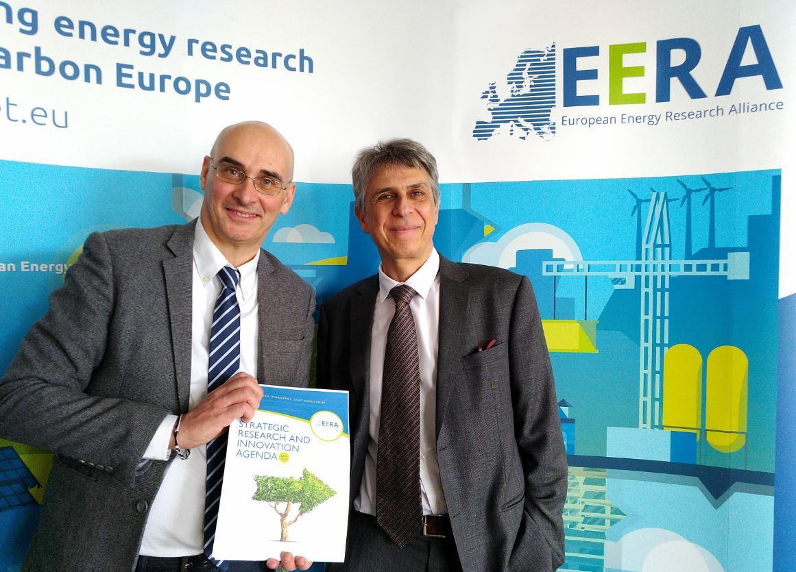THE WAY FORWARD: HOW TO HELP DECARBONISE THE ENERGY SECTOR BY MEANS OF BIOENERGY