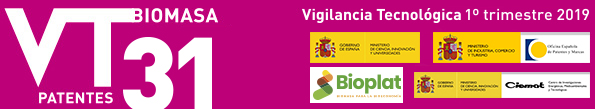 (Español) BOLETÍN DE VIGILANCIA TECNOLÓGICA DEL SECTOR DE LA BIOMASA Nº 31 (1er TRIMESTRE 2019)