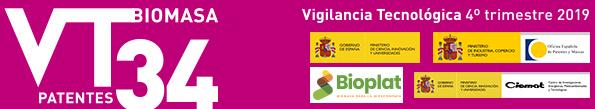 BOLETÍN DE VIGILANCIA TECNOLÓGICA DEL SECTOR DE LA BIOMASA Nº 34 (4º TRIMESTRE 2019)