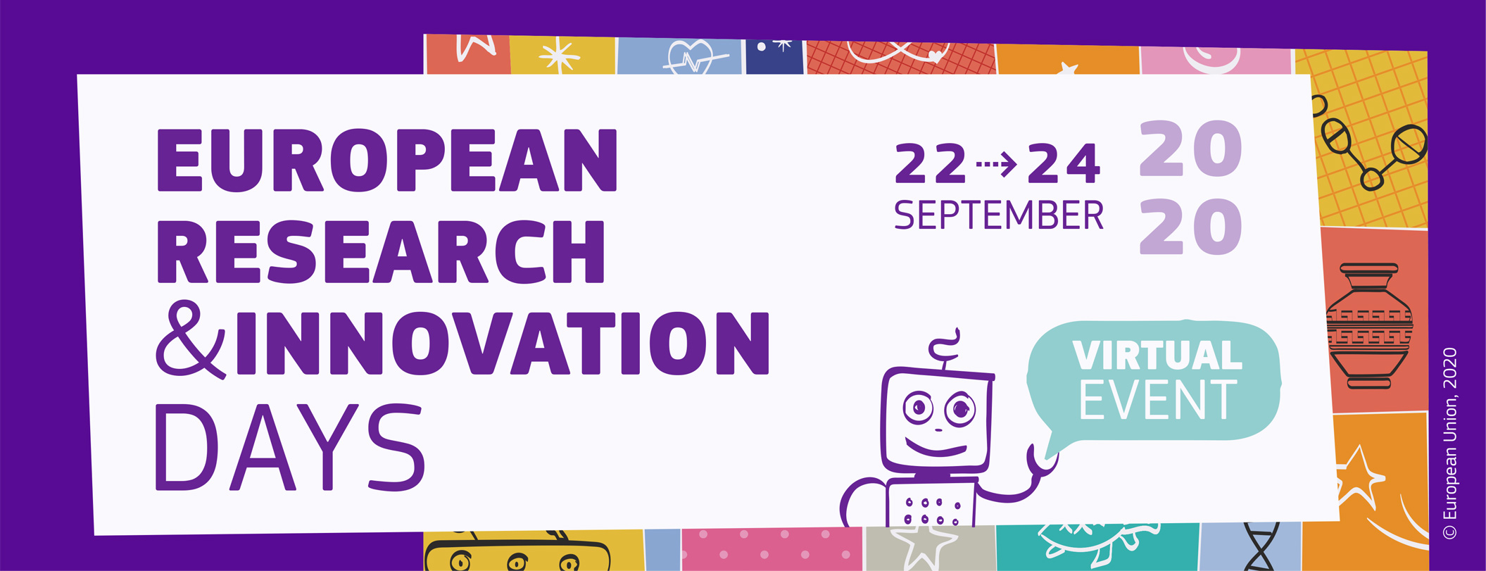 (Español) European Research and Innovation Days (22-24 septiembre 2020)