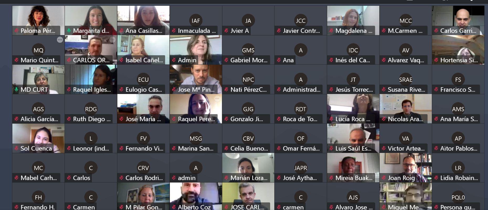 (Español) Presentaciones disponibles: Asamblea BIOPLAT 2020 (29 octubre 2020)