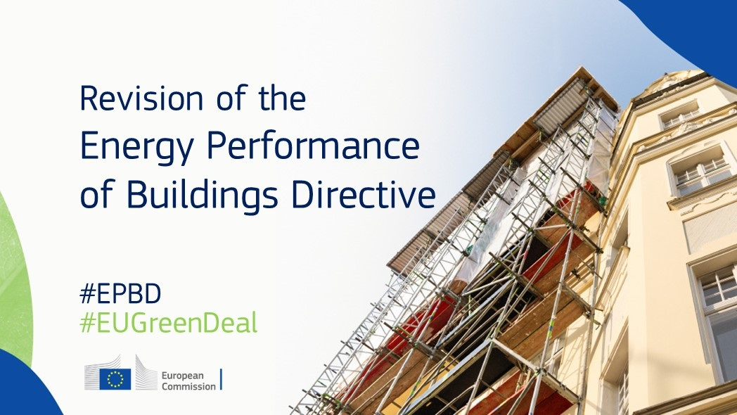 European Commission opens a public consultation on the revision of the Energy Performance of Buildings Directive