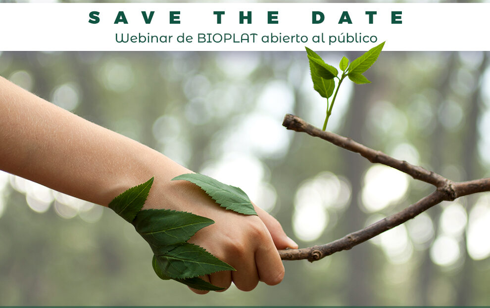(Español) Ya están disponibles las presentaciones del webinar 'Bioeconomía para la Recuperación'
