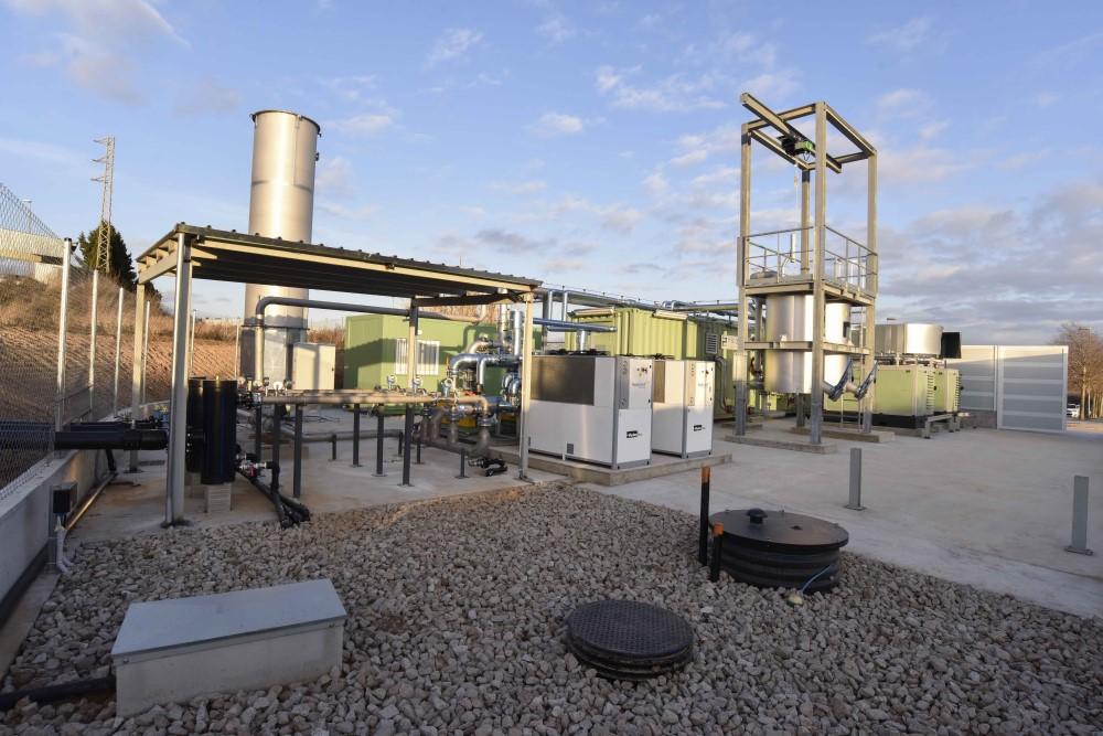 (Español) Naturgy marca un hito en la transición energética de España con la primera inyección de gas renovable procedente de vertedero en la red de distribución